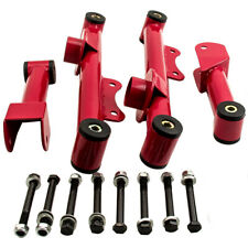 For Ford Mustang 1979-04 Upper and Lower Rear Tubular Control Arms w/ Hardware