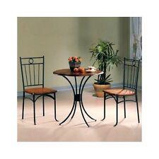 coaster bistro table dining furniture sets ebay