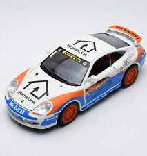 Bburago 3355 Porsche 911 GT3 Cup Racing HomeLink , OVP, 1:18, K035
