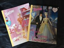 Barbie Paper Dolls, Gale Evening Fashions/Spring Fashions - Golden Books 97/98