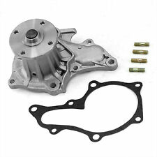 85-91 TOYOTA Corolla GTS MR2 4AGE 4AGELC 4AGZE Engine Water Pump FREE SHIPPING