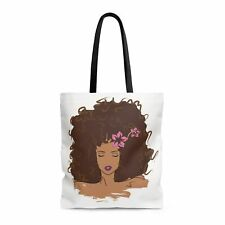 Fancy Girl Tote Bag