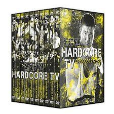 ECW Hardcore TV Volume 6 Complete 10 DVD Set, Wrestling Rob Van Dam  Raven Sabu