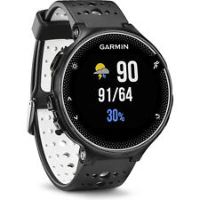 Garmin 010-03717-40 Forerunner 230 GPS Running Watch in Black and White