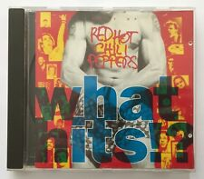 RED HOT CHILI PEPPERS – WHAT HITS ? – COMPILATION CD ALBUM Under the Bridge