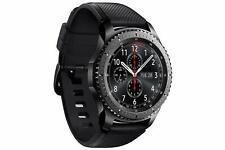 Samsung Gear S3 Frontier SM-R760 Smartwatch Uhr 4GB Tizen OLED...ZUSTAND wie NEU