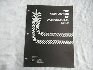 1977 Case agricultural soils compaction publication brochure