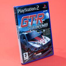 GTR TOURING PS2 GT-R italiano sigillato