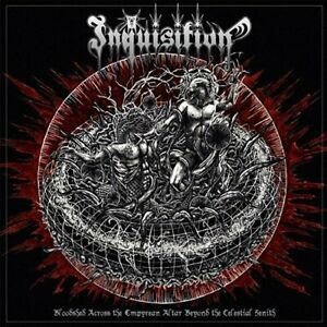 INQUISITION-BLOODSHED ACROSS THE EMPYREAN ALTAR BEYOND THE CD NUOVO