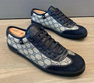 Gucci Men's GG Plus Sneakers Sz 9.5 G = US 10.5 *Authentic*
