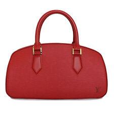 Louis Vuitton Bag LV Epi Leather Jasmin Bag  Castillan Red