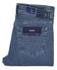 Pioneer Rando Herren Stretch Hose Dunkelblau Jeans Blau 16801.6388.6821 2.Wahl
