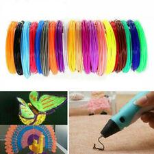 10/20 colors 10 / 5 Total 100 Meter 1.75mm PLA Filament For 3D Printer 3D Pen