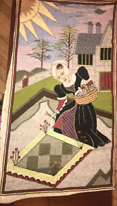 A Antique /Vintage Wall Tapestry