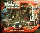 Takara Tomy Transformers Movie 2008 Trans-Scanning Optimus Prime