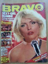 BRAVO Nr.20  1979   liz taylor,Blondie, Dire Straits, Abba, Juliane Werdin