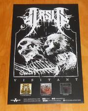 Arsis Visitant Poster Promo Original 11x17 RARE