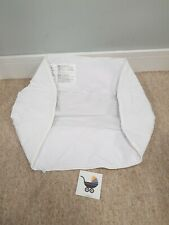 iCandy Peach 2018 4 carrycot zip in lining liner white BRAND NEW
