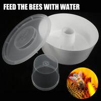 Beekeeper Beekeeping 4 Pint 2L Rapid Bee Hive Feeder Keeping Equipment Tool USA