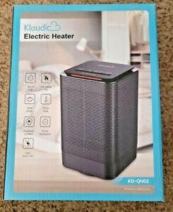 Kloudic Personal Electric Heater KD-QN02
