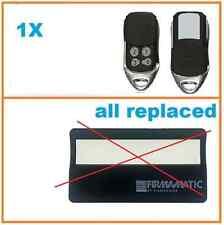 Compatible Garage Door Remote Control 059409 1A5477-1 Firmamatic Firmadoor B&D