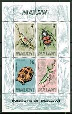 MALAWI - BF - 1969 - Insetti -