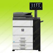 Sharp MX-7500N High-Speed Digital Multifunction Color Printer Copier Scan 75 PPM