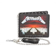 Metallica Master of Puppets Wallet With Chain - Boxed Nemesis Now Music Merch
