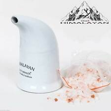 The New Asthma Inhaler,Himalayan Salt Inhaler,Real Salt Pipe,Ceramics White