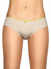 Boyshort for Women with Full Back Lace S M L Coral Beige White