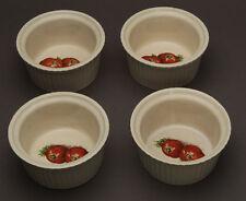 Villeroy und Boch V&B 4 Souffleeform Auflaufform 2 Tomaten ca. 8,0 cm DM