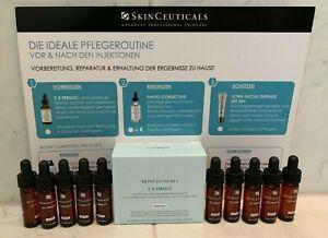 SkinCeuticals CE Ferulic 10 x 4 ml Reisegröße *NEU* im Wert von 130,-