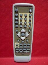 GENUINE TEVION TEV2800 DVD PLAYER REMOTE CONTROL WORKING