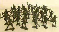 """Marx Toys MXR-RUS-N """"WWII Russian Infantry"""" 54mm Plastic WWII Toy Soldiers"""