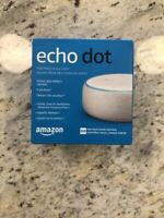 Amazon Echo Dot 3RD Generation Alexa Voice Media Device smart speaker sandstone