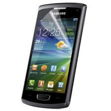 Pellicola per Samsung S8600 Wave 3, Anti-Impronte, proteggischermo e antigraffio