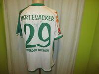 "Werder Bremen Kappa Trikot 06/07 ""we win!"" + Nr.29 Mertesacker + Signiert Gr.XXL"