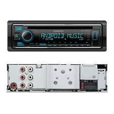 Kenwood Kdc-154Um 1-Din Car Stereo In-Dash Cd Am/Fm Mp3 Usb Multimedia Receiver