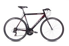 "28"" Rennrad Fahrrad Fitness Bike KCP Marathon Alu 21 Gang Shimano 59cm schwarz"