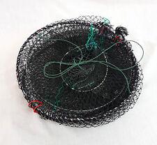 Crabe Trap cantre Filet De Pêche Pour Crabe Crevette écrevisse Anguille Appât Vivant