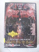 CRUSTY DEMONS , NINE LIVES,, ENSLOW, DEEGAN, HART, PASTRANA, BUBBA, DVD  2003
