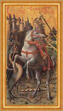 Saint George slaying the dragon Carlo Crivelli Santo cavallo Drago B a3 01001