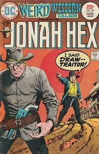 Weird Western Tales #29 - Jonah Hex - DC - Bronze - 1975 - 4.0