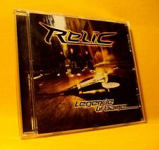 CD ReliC Légende Urbaine 16TR 2004 Hip Hop, French Rap RARE !