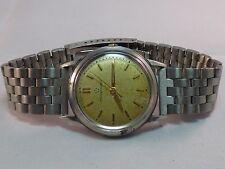 ETERNA Eterna-matic Automatic Vintage Watch 34mm Swiss Brevet Steel WORKS