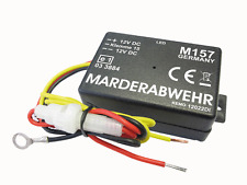 KFZ Marderabwehr Marderschreck Ultraschall Marderschutz für Auto 12V Kemo M157