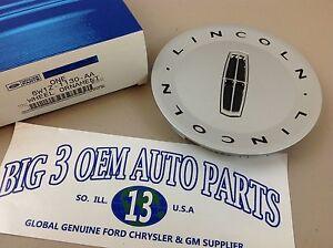 2005-2006 Lincoln Town Car 9 Spoke Sparkle Painted Wheel Center Cap COVER OEM