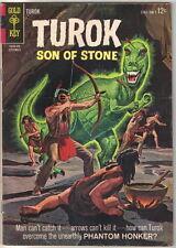 Gold Key Comic Turok Son of Stone #41 September 1965 Fine Condition