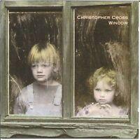 CHRISTOPHER CROSS /  WINDOW  * NEW CD * NEU *