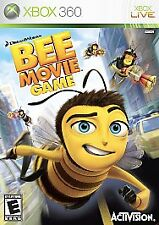 Bee Movie Game (Microsoft Xbox 360, 2007)             FAST SHIPPING !!